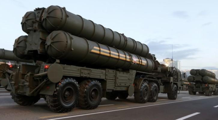 """""""러시아, 중국에 지대공 미사일 S-400 인도"""""""