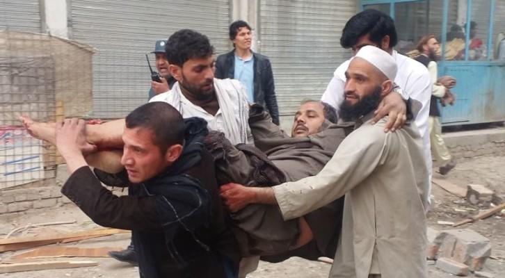 아프간 전역 '테러'로 몸살...경찰서 잇따라 공격 받아