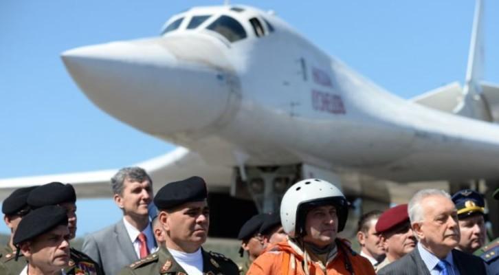 러시아, 베네수엘라에 전략폭격기 배치