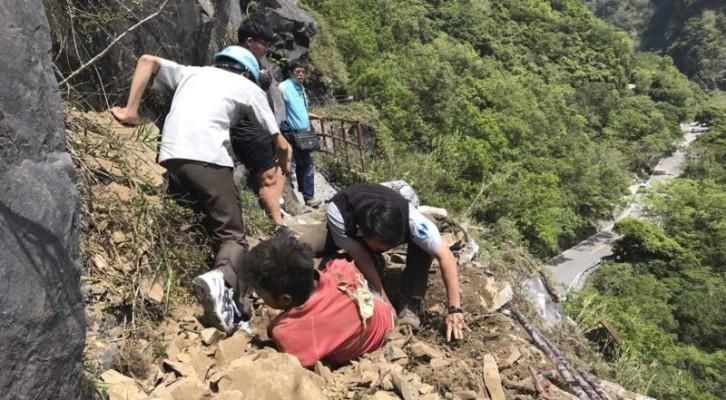 타이완 동부 화롄 규모 6.1 지진 발생...'타이완 전역 흔들'